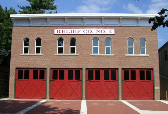 Completed Firehouse