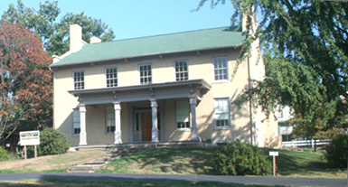 Beall-Stibbs Homestead