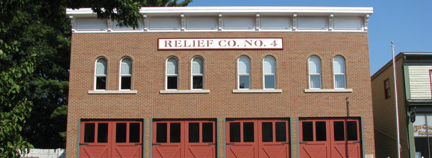 Firehouse Relief Co. No.4