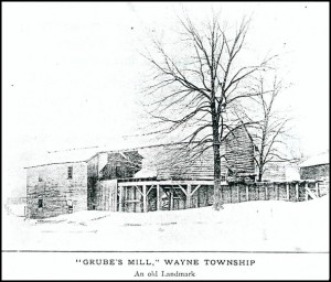 Grube's Mill