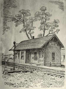 Norfolk&Western Railroad Freight Station