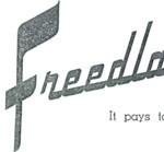 Brief History of the H. Freedlander Company (1884-1989)