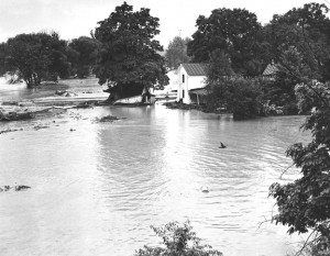 1969 Bauer Rd. Flooding