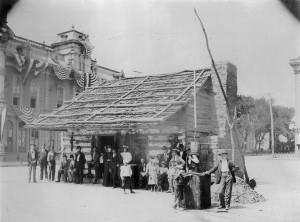 Centennial Log Cabin