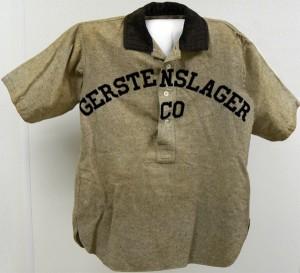 Gerstenslager Co. Baseball Jersey