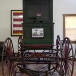 U.S. Mail Wagon