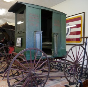 U.S. Mail Wagon
