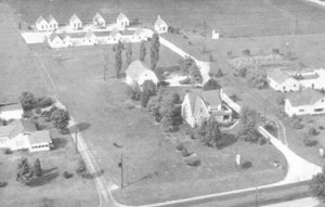 The Hilltop Motel was located just east of Wooster.