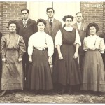 Dalton High School, Class of 1909