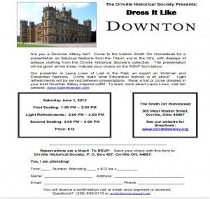 Downton Flyer