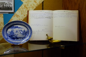 The Wooster Country Club China and Journal