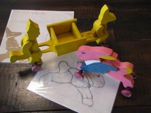 Toy-Kraft Wooden Toys