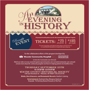 00256 An Event in History Flyer