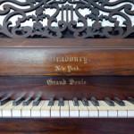 Bradbury Square Grand Piano