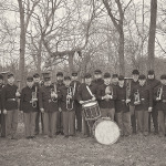 73rd OVI CW Regimental Band, conducted by John Huffman, Jr.