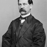 Thomas T. Eckert - Photograph between 1860 and 1865 (mrlincolnswhitehouse.org)