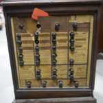 1906 Swartz Voting Machine