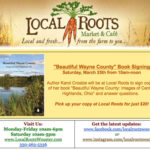 Book Signing at Local Roots on March 25th 10AM-Noon